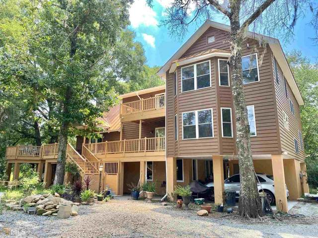 2420 Hickory Bluff Rd, Brooklet, GA 30415 (MLS #9025332) :: RE/MAX Eagle Creek Realty
