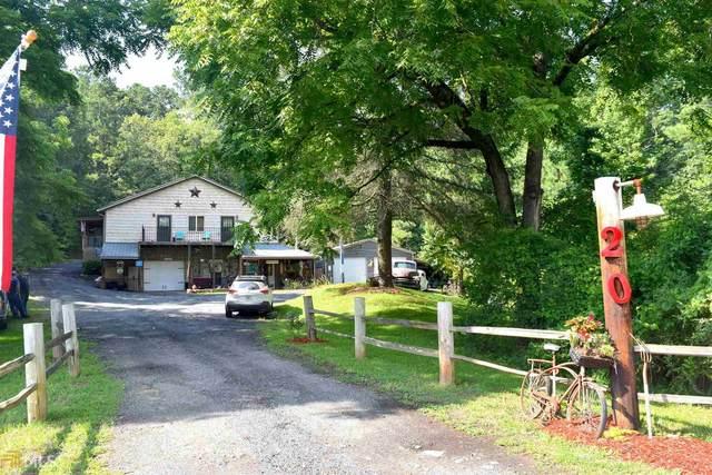 20 Shotsy Ln, Ellijay, GA 30540 (MLS #9025481) :: EXIT Realty Lake Country