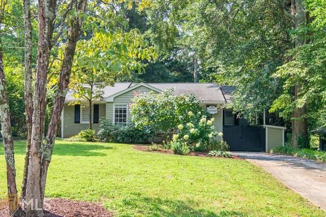 1861 Jan Hill Ln Ne, Atlanta, GA 30329 (MLS #9025547) :: Tim Stout and Associates