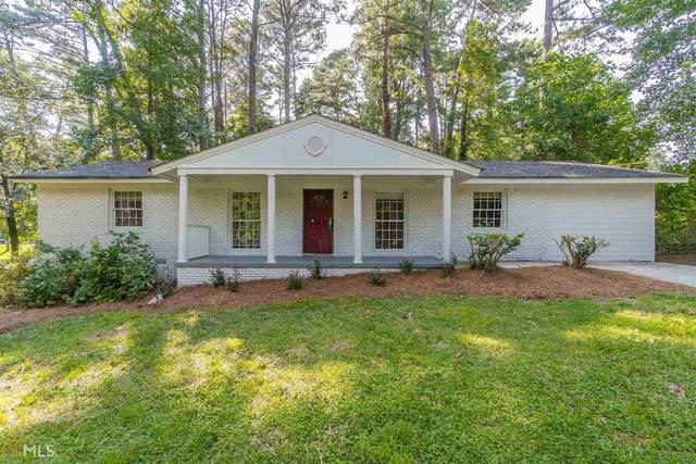 438 Mount Vista Rd, Stone Mountain, GA 30087 (MLS #9025590) :: Tim Stout and Associates