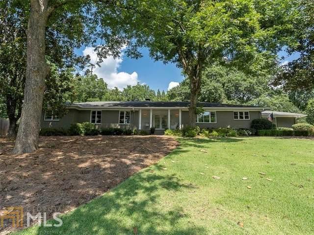 3805 Ivy Ln, Atlanta, GA 30342 (MLS #9025608) :: Crown Realty Group