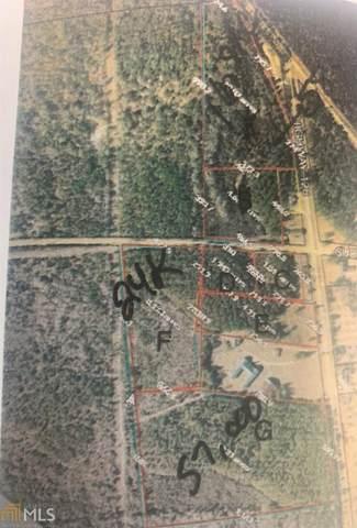 0 Sudie Pearl Lot F, Alamo, GA 30411 (MLS #9025765) :: EXIT Realty Lake Country
