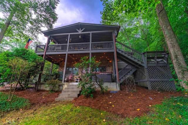 107 Weaver Creek Way, Blue Ridge, GA 30513 (MLS #9025792) :: Tim Stout and Associates