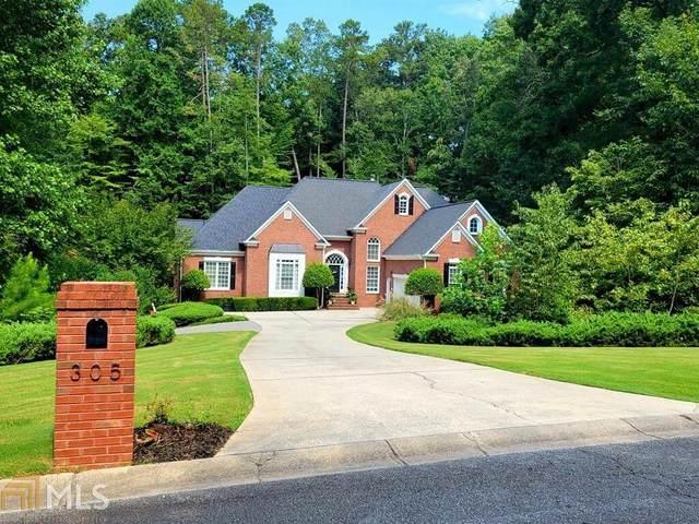 305 William Falls Drive, Canton, GA 30114 (MLS #9025849) :: Morgan Reed Realty