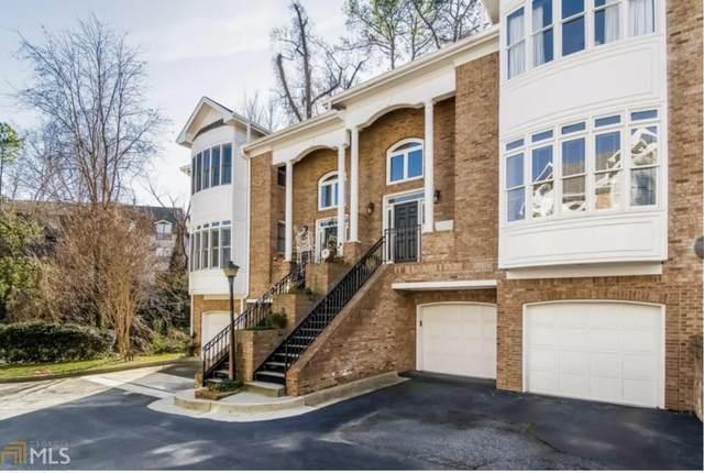 1011 Heatherbrook Ln #1101, Atlanta, GA 30324 (MLS #9025863) :: Keller Williams