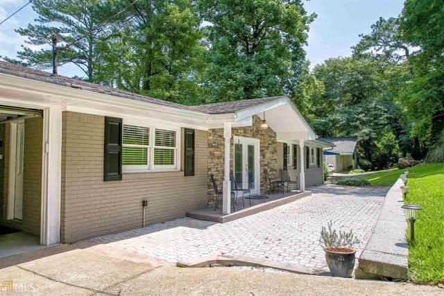 640 Heathmoor Pl, Decatur, GA 30032 (MLS #9025864) :: Crown Realty Group
