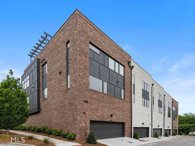 1294 Chelsea Circle #54, Atlanta, GA 30318 (MLS #9025930) :: Crown Realty Group