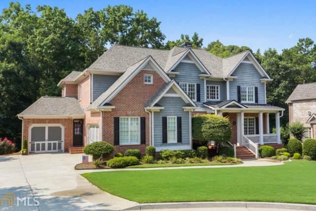 4022 Chapel Grove Dr, Marietta, GA 30062 (MLS #9025933) :: Crown Realty Group
