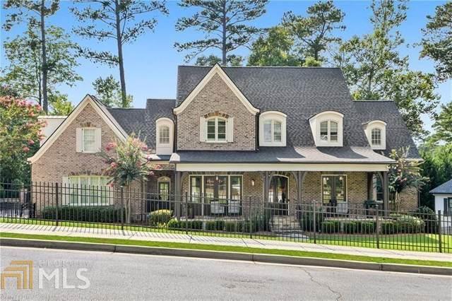 3868 Stratford Park Dr, Atlanta, GA 30342 (MLS #9026186) :: Michelle Humes Group