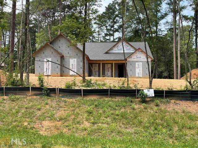 68 Sunset Cove, Ellijay, GA 30536 (MLS #9026214) :: Michelle Humes Group
