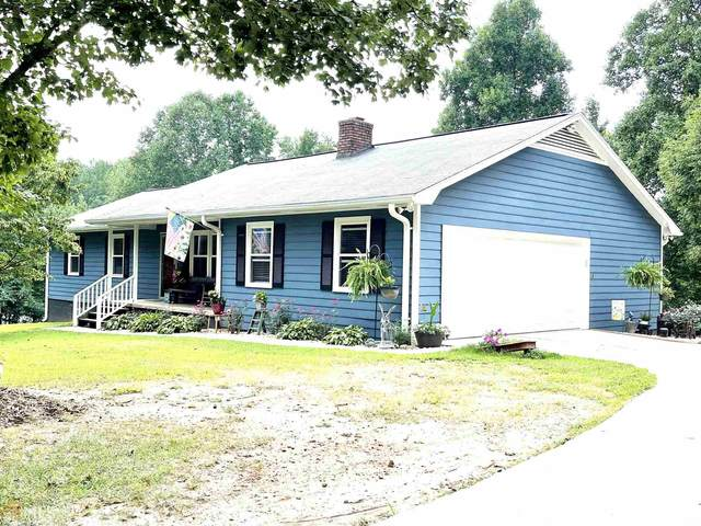 2727 Hog Mountain Road, Jefferson, GA 30549 (MLS #9026254) :: Michelle Humes Group
