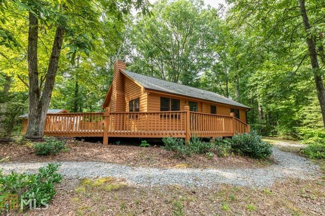 20 Hickory Ridge Ln, Mineral Bluff, GA 30559 (MLS #9026314) :: Rettro Group