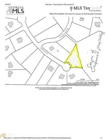 305 Lakeside Dr #79, Lagrange, GA 30240 (MLS #9026357) :: Grow Local
