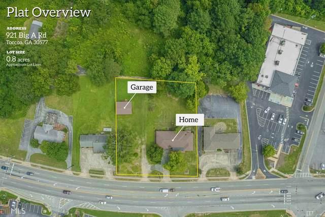 921 Big A Rd, Toccoa, GA 30577 (MLS #9026558) :: Rettro Group