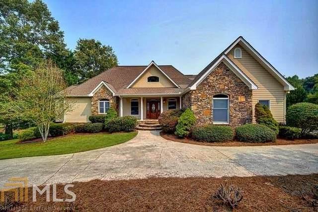 703 Cherokee Hills, Hiawassee, GA 30546 (MLS #9026614) :: Rettro Group