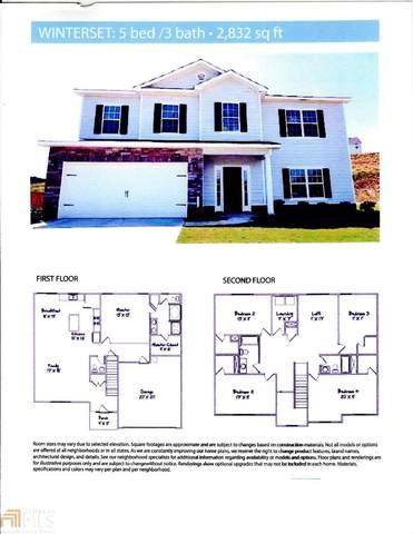 308 Providence Trace Lot 104, Statesboro, GA 30461 (MLS #9026725) :: Tim Stout and Associates