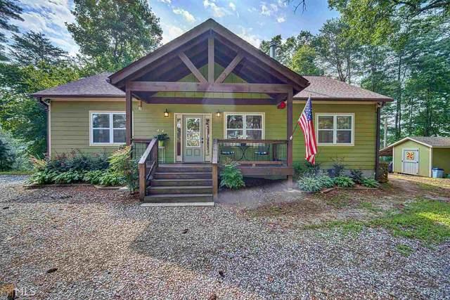 90 Rizzitello Lane, Blairsville, GA 30512 (MLS #9026788) :: Military Realty