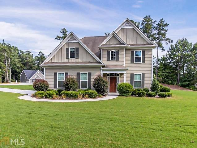 125 Mays, Fayetteville, GA 30215 (MLS #9026791) :: Military Realty