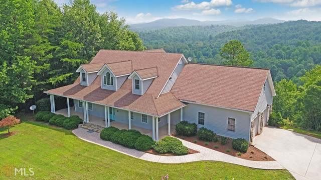 41 Nugget Ridge, Sautee Nacoochee, GA 30571 (MLS #9026799) :: Tim Stout and Associates