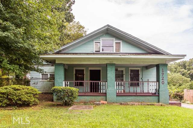 1920 Lakewood Ter, Atlanta, GA 30315 (MLS #9026889) :: Tim Stout and Associates