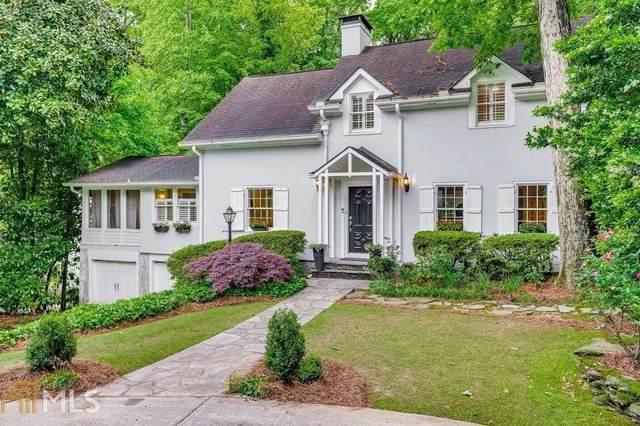 3811 Peachtree Dunwoody Road, Atlanta, GA 30342 (MLS #9027365) :: Grow Local