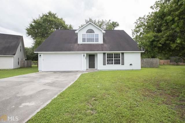 106 Brentwood Ct, Kingsland, GA 31548 (MLS #9027444) :: Rettro Group