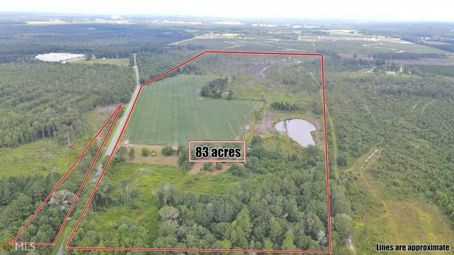 000 Old Dixie School Rd, Alma, GA 31510 (MLS #9027457) :: RE/MAX Eagle Creek Realty
