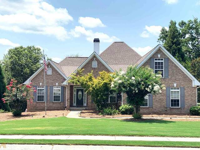 1804 Wesleyan, Loganville, GA 30052 (MLS #9027541) :: Tim Stout and Associates