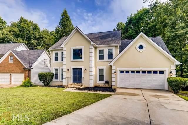 6896 Old Fox Trl, Stone Mountain, GA 30087 (MLS #9027556) :: Tim Stout and Associates
