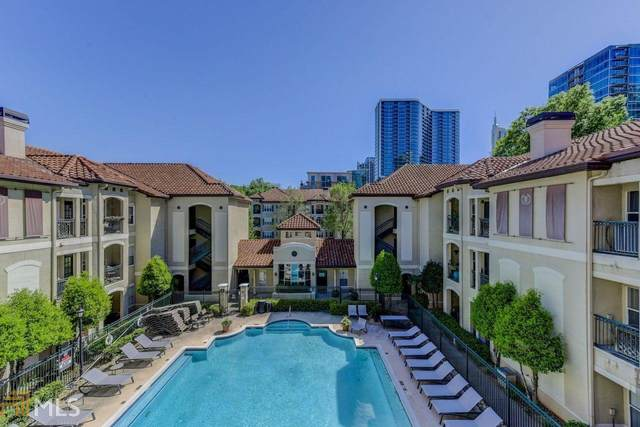 955 Juniper Street #4126, Atlanta, GA 30309 (MLS #9027656) :: Perri Mitchell Realty