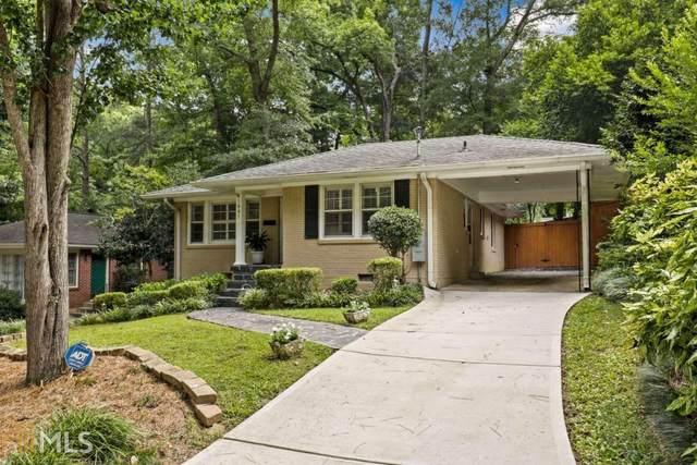 1801 Piedmont Way, Atlanta, GA 30324 (MLS #9027685) :: Perri Mitchell Realty