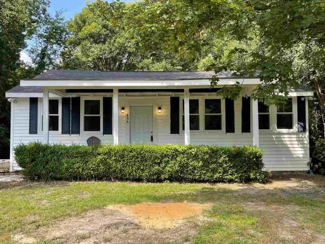 654 Forest Hill, Macon, GA 31210 (MLS #9027767) :: Rettro Group