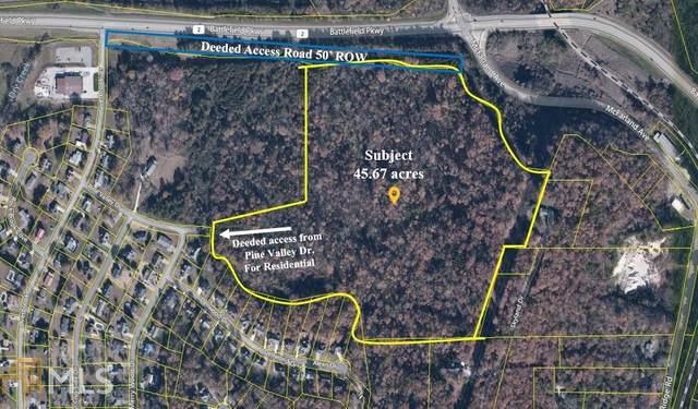 0 Battlefield Parkway, Rossville, GA 30147 (MLS #9027840) :: Rettro Group