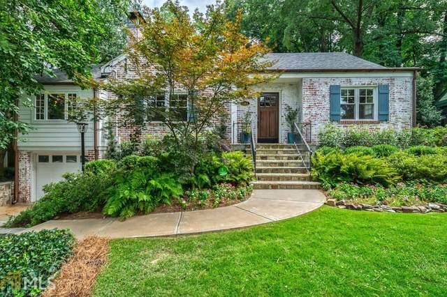 1283 Cumberland Rd, Atlanta, GA 30306 (MLS #9028035) :: Tim Stout and Associates