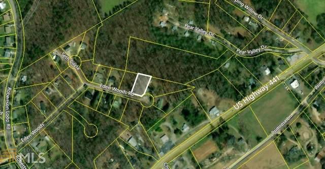 #19 Eden Woods Rd, Clarkesville, GA 30523 (MLS #9028062) :: Rettro Group