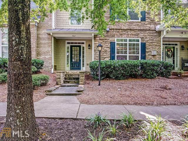 967 Cambron Commons Trace, Suwanee, GA 30024 (MLS #9028120) :: Tim Stout and Associates