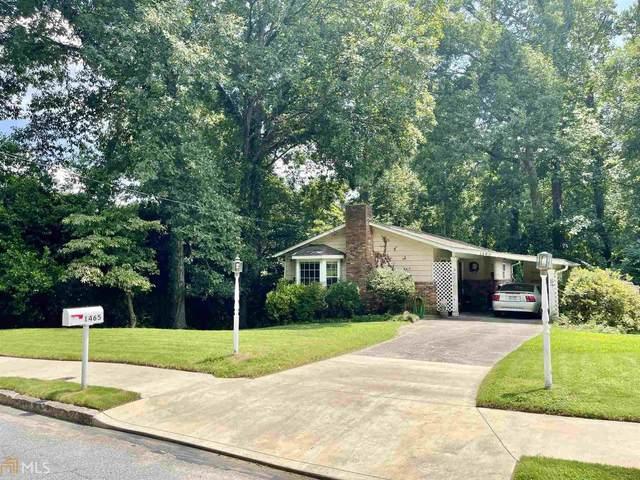 1465 Cortez Lane, Brookhaven, GA 30319 (MLS #9028237) :: Tim Stout and Associates