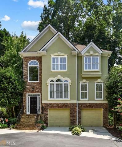1153 Chantilly Ridge, Atlanta, GA 30324 (MLS #9028259) :: Tim Stout and Associates