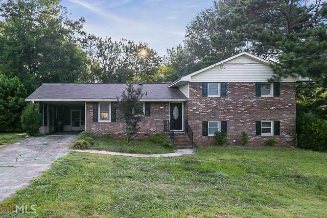 411 Atlanta, Mcdonough, GA 30253 (MLS #9028296) :: Rettro Group