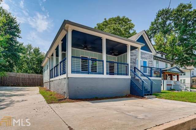 152 Joseph E Lowery Blvd, Atlanta, GA 30314 (MLS #9028324) :: Tim Stout and Associates