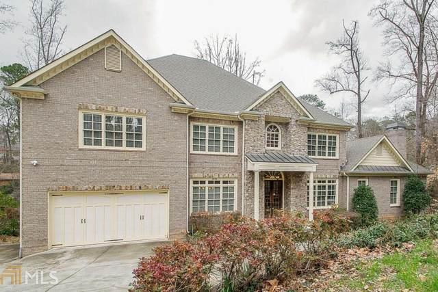 2776 Briarlake Rd, Atlanta, GA 30345 (MLS #9028438) :: Rettro Group