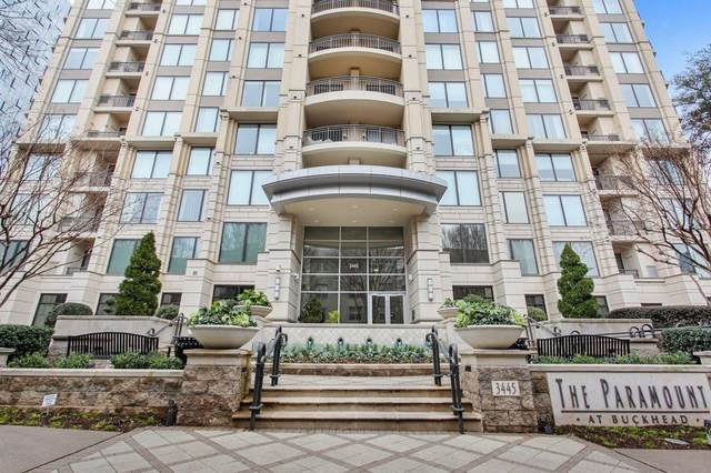 3445 Stratford Road #1203, Atlanta, GA 30326 (MLS #9033497) :: Anderson & Associates