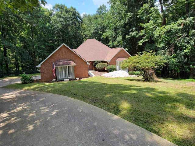 105 Fincher Forest #7, Fayetteville, GA 30215 (MLS #9033853) :: Bonds Realty Group Keller Williams Realty - Atlanta Partners