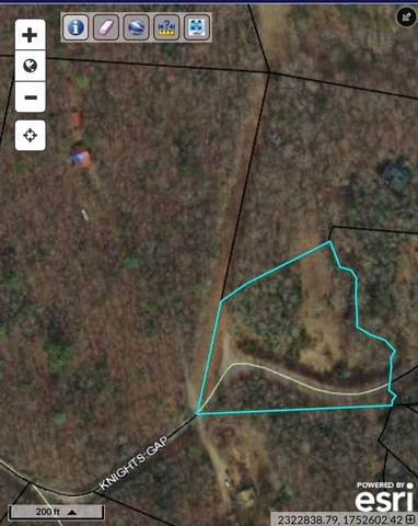 0 Knight Gap, Blairsville, GA 30512 (MLS #9036897) :: Rettro Group