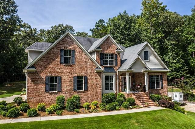 153 Gainesborough Walk, Dallas, GA 30157 (MLS #9037173) :: Anderson & Associates