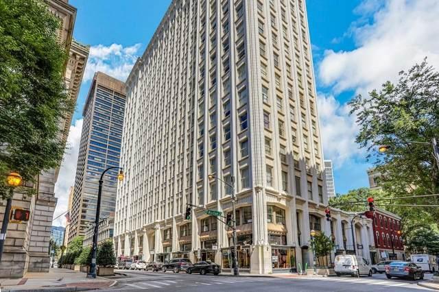 57 Fosyth Street NW 3A, Atlanta, GA 30303 (MLS #9037458) :: Crown Realty Group