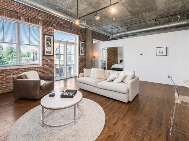 3235 Roswell Road NE #821, Atlanta, GA 30305 (MLS #9037684) :: Statesboro Real Estate