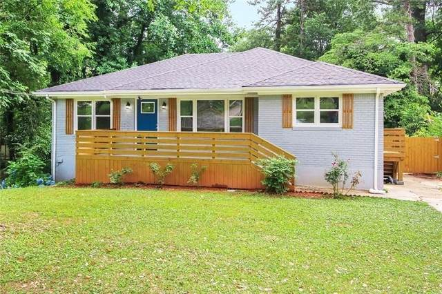 2122 Holly Hill Drive, Decatur, GA 30032 (MLS #9037757) :: EXIT Realty Lake Country