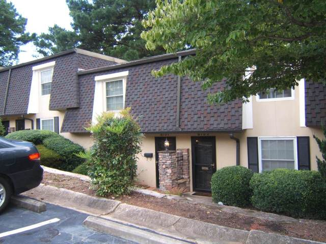 6107 Park Avenue G 10, Atlanta, GA 30342 (MLS #9038006) :: Statesboro Real Estate