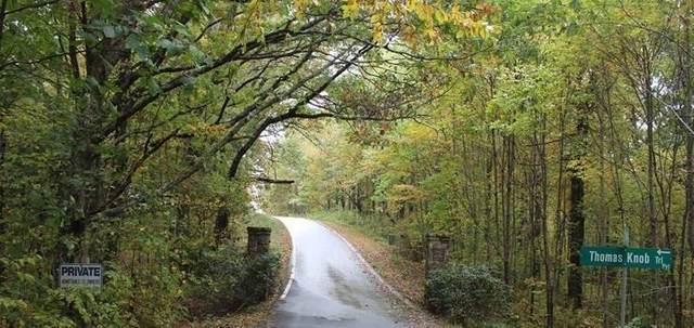 0 Thomas Knob Trail #37, Scaly Mountain, NC 28775 (MLS #9038035) :: Athens Georgia Homes